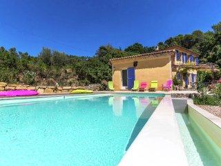 Villa 10 - COTIGNAC - Beautiful villa with private pool and beautiful views to cozy villages - Cotignac vacation rentals