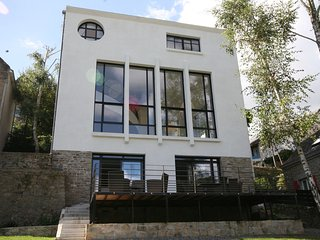 Sur les Quais - Luxury villa with private pool and great views of the port of Pont-Aven - Pont-Aven vacation rentals