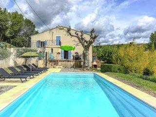 Domaine du Vignoble - Beautiful villa with fantastic location among the vineyards near Vaison la Romaine - Buisson vacation rentals