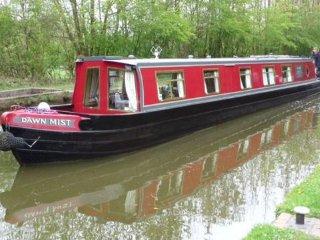 Narrow Boat Luxury rental sleeps 2 to 8 - Rugby vacation rentals