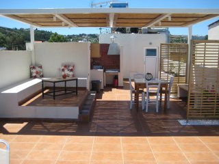 Apartment with superb sea view 20 metres from Almyrida sandy beach - Almyrida vacation rentals