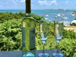 2 BR Caribbean Sea Views House with AC - Fajardo vacation rentals