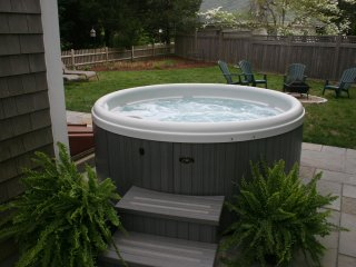 Coastal Living 2 homes on property set up perfect for reunions/groups w/hot tub - Brewster vacation rentals