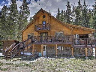 2BR Loft Breckenridge Cabin w/Mountain Views & Hot Tub! - Breckenridge vacation rentals