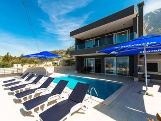 Beautifil villa with pool MALUCI-A1 - Makarska vacation rentals