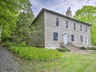 NEW! Lakefront 7BR Old Forge House w/Private Beach - Old Forge vacation rentals