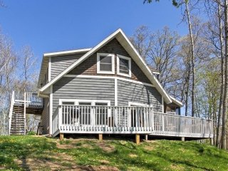 NEW! 2BR Crosslake House Right on Pine Lake! - Crosslake vacation rentals