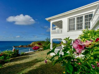 Romantic, Stunning Views, Oceanfront, Private House 2BD/2BT Fully Furnished - Crab Hill vacation rentals
