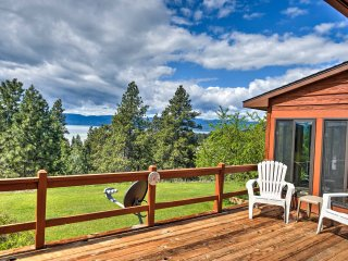 NEW! 3BR Bigfork House w/ Views of Flathead Lake! - Somers vacation rentals