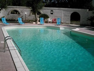 Le chianche rooftop apartment #15723.1 - Oria vacation rentals