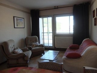 Nice Studio with Television and Balcony - Gourette vacation rentals