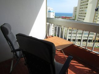 Studio with sea view and parking - Praia da Rocha vacation rentals