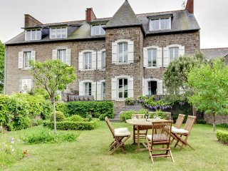 Grande maison traditionnelle rénovée à Saint-Briac - Saint-Briac-sur-Mer vacation rentals