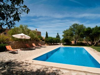 RAFAL BLAU - house in an agrotourism near Manacor for 4 people - Ariany vacation rentals
