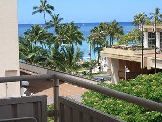 Small studio in the heart of Waikiki - Honolulu vacation rentals