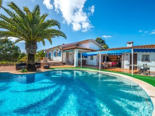 CAN ALTO - Villa for 9 people in Manacor - Calas de Majorca vacation rentals
