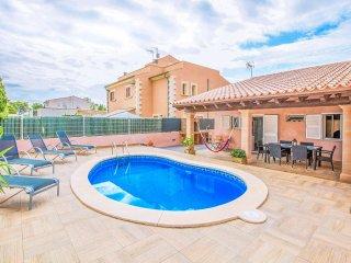 BADIA GRAN - Villa for 9 people in Badia Gran (Llucmajor) - Badia Gran vacation rentals