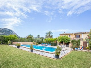 CAN VERGA - Villa for 12 people in Pollença - Pollenca vacation rentals