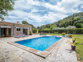 CAN VERGA TORRES - Villa for 8 people in Pollença - Pollenca vacation rentals