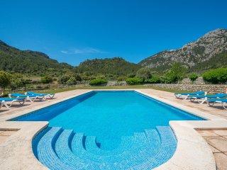 ORIENT DE SON PEROT - Villa for 12 people in ORIENT, BUNYOLA - Orient vacation rentals