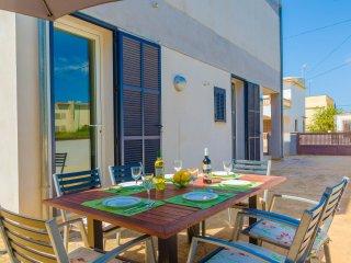 MOSAIC - Chalet for 6 people in Sa Rapita - Sa Rapita vacation rentals