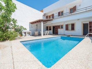 CABRERET - Villa for 9 people in COLONIA DE SANT PERE - Colonia Sant Pere vacation rentals
