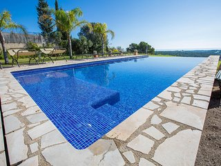 PUIG FOGUER - Villa for 12 people in CALA MURADA - Cala Murada vacation rentals