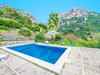 CAN DET 1 - Villa for 5 people in Biniaraix - Biniaraix vacation rentals