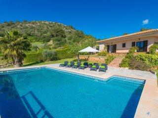 SA VISTA - Villa for 6 people in Felanitx - S'Horta - S' Horta vacation rentals