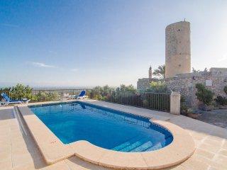 ALACANTI - Villa for 6 people in S'Horta - S' Horta vacation rentals
