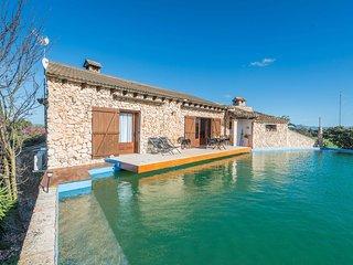 ESCLAFIT - Villa for 7 people in muro - Muro vacation rentals