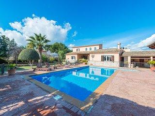 GARROVERETA - Villa for 10 people in MARRATXI - Marratxi vacation rentals