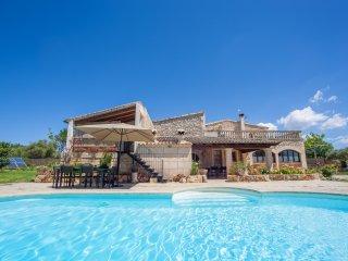 SON CIGALA - Villa for 12 people in Petra - Petra vacation rentals