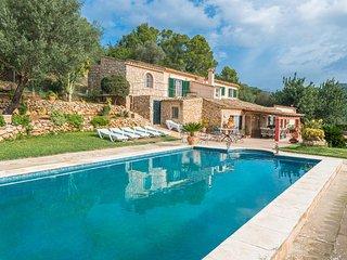 SON ORLANDIS - Villa for 7 people in  Puerto de Andratx (s´arraco) - S'Arraco vacation rentals