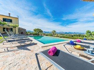 RELANTI - Villa for 9 people in Alcudia - Alcudia vacation rentals