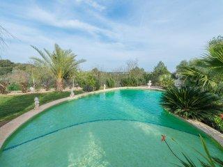 BARCELLA - Villa for 10 people in Llubí - Llubi vacation rentals