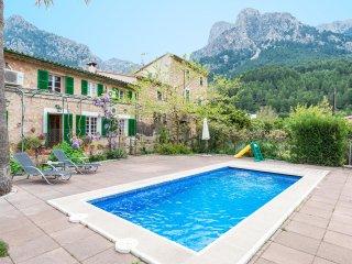 CA NA TIANA - Villa for 6 people in biniaraix - Biniaraix vacation rentals