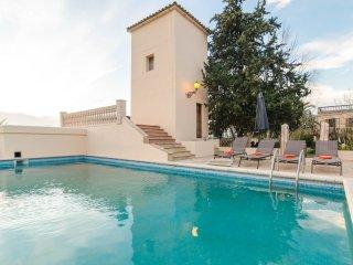 SORT NOVA - Villa for 8 people in Montuïri - Montuiri vacation rentals