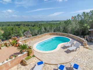 CAN JOAN CONILL - Villa for 8 people in CALA MURADA - Cala Murada vacation rentals