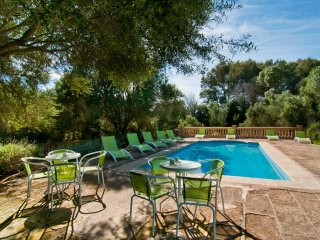 SUREDA ES PORQUER - Chalet with shared pool for 2 or 3 people in Manacor - Petra vacation rentals