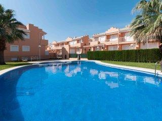 MAR DE CORAL - Chalet for 8 people in El Verger - El Verger vacation rentals