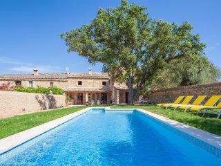 CAN GELAT - Villa for 8 people in COSTITX - Costitx vacation rentals
