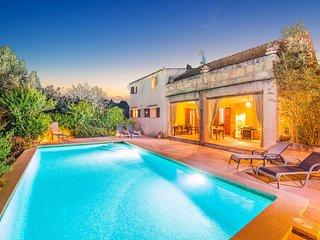 SON GORRIÓ - Villa for 6 people in Sant Llorenç des Cardassar - Son Cervera vacation rentals