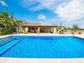 SA PARELLADA - Villa for 4 people in Binibona - Binibona vacation rentals