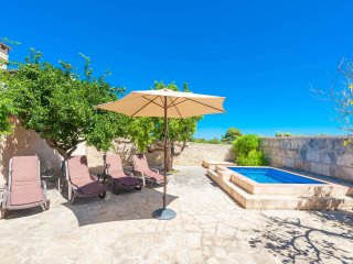 CAN PAN - Villa for 8 people in Santa Margalida - Santa Margalida vacation rentals