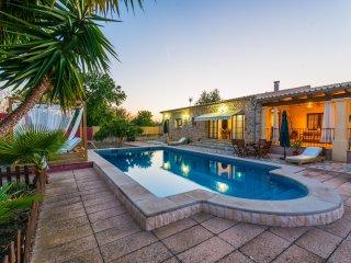 BLANQUERS - Villa for 4 people in Binissalem - Binissalem vacation rentals