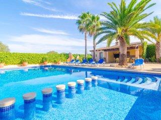 CAN PUCA - Villa for 8 people in Santanyi - Santanyi vacation rentals