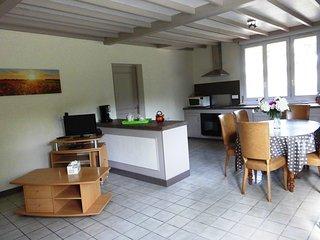 Gîte l' Atelier 2 à 6 personnes, 71 m² à Buire au Bois avec parking - Auxi-le-Chateau vacation rentals