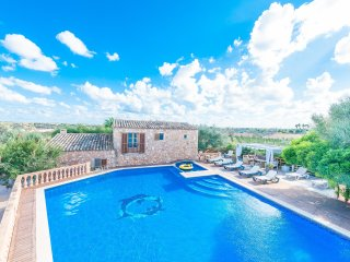 HORT DEN RITA - Villa for 12 people in Es Llombards - Es Llombards vacation rentals