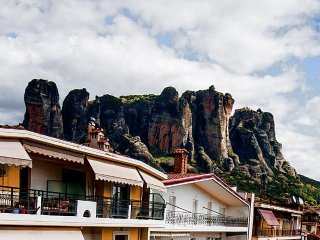 New listing! Cosy Room for 2 with Beautiful View of Meteora - Meteora vacation rentals